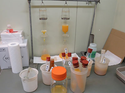 Secondary dilution